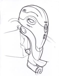 Outboard Motor - Quick Sharpie Thumbnail in a few minutes.