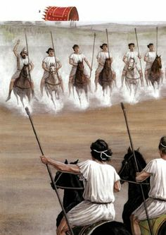 кавалерия Древней Греции