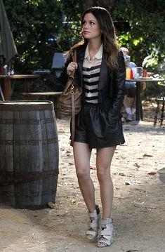 Zoe Hart (Rachel Bilson) on Hart of Dixie