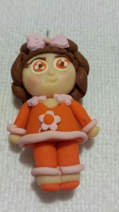 Orange dollie