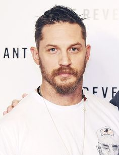 Tom Hardy during a Q&A after a BAFTA screening of the Revenant at Empire Leicester Square in London.     Dec 6, 2015