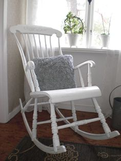 kidkraft nursery rocker white rocking chairs at hayneedle pitter patter in 2019 nursery. Black Bedroom Furniture Sets. Home Design Ideas