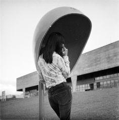 Galeria de Chu Ming Silveira: A arquiteta por trás do projeto do orelhão - 3