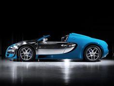 Si usted es un comprador Bugatti, también tiene un promedio de 84 coches, 3 aviones y 1 yate