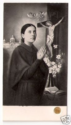 St Gemma Galgani: St Gemma Galgani pictures and photos