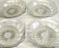 Pattern:   Columbia Depression Glass  Manufacturer:   Federal Glass Company