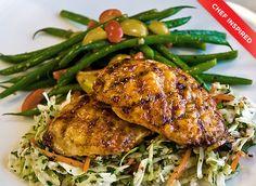 Grilled Chicken Breast San Antonio Lime Basil Chicken, Healthy Chicken, Grilled Chicken, Fun Food, Good Food, Italian Baked Chicken, Lime And Basil, Chicken Wraps, Frozen Chicken