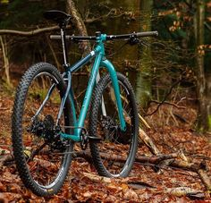 Beautiful hand made 29er by field cycles. Wouldn't want to get it dirty myself!