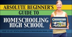 A review of the website Let's Homeschool Highschool. This is such a great site and one you need to bookmark if you think you want to homeschool your highschooler.