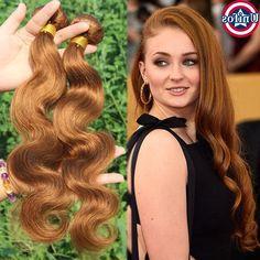 64.13$  Buy here - https://alitems.com/g/1e8d114494b01f4c715516525dc3e8/?i=5&ulp=https%3A%2F%2Fwww.aliexpress.com%2Fitem%2FColoured-Brazilian-Hair-Weave-Bundles-Body-Wave-Light-Auburn-Hair-Extensions-2-pcs-Unifos-Brazilian-Auburn%2F32507568273.html - Coloured Brazilian Hair Weave Bundles Body Wave Light Auburn Hair Extensions 2 pcs Unifos Brazilian Auburn Virgin Hair Color 30 64.13$