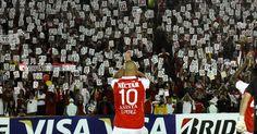 Omar Pérez seguirá en Independiente Santa Fe