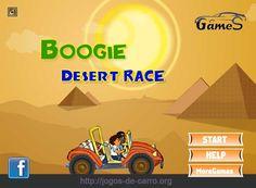 Boogie Desert Race jogos de carros -Tempo para provar que você tem algumas habilidades de condução em um novo desafio de corrida. Vamos com...