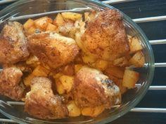 Hauts de cuisse de poulet