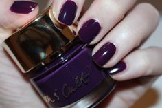 Smith and Cult Filth Noir Swatch