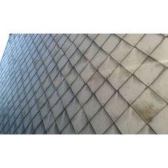 Beau mur avec protection amiante. #cabinet lucarre #diagnosticsimmobiliers #nord #herin #amiante
