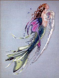 Картинки по запросу Mermaid of the Pearls (97-1092)