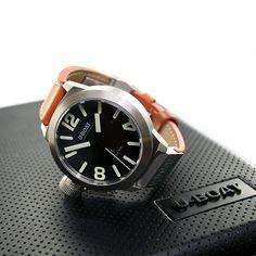 U-BOAT Classico Black AS/45 Ref 5564 | Pre-owned Luxury Watch | Cashmax Jewelry | #Cashmax