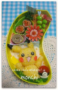 Pokemon Bento!!!
