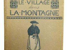 Le Village dans la Montagne, Ramuz, Edmond Bille 8795339