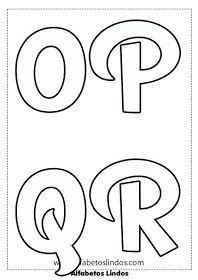Cute Letters, Flower Letters, 3d Letters, Applique Templates, Alphabet Templates, Printable Numbers, Printable Planner Stickers, Disney Alphabet, String Art Patterns