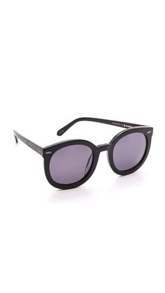 626427ce9ed9 Karen Walker Special Fit Super Duper Strength Sunglasses. These sunglasses  are a part of our