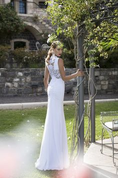 'Morning glory collection' of Nurit Hen. A leading designer of wedding dresses…