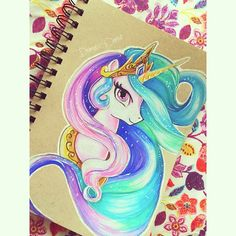 """Celestia by dramaticparrot on Instagram"