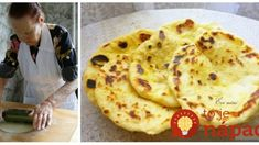 Babkine placky ako pavučinka: Zabudnite na predražené tortilly z obchodu, toto je skoro zadarmo a chuť úžasná! Pancakes, Pizza, Ale, Cooking Recipes, Sweets, Bread, Baking, Breakfast, Ethnic Recipes