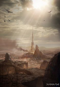 The Art Of Animation, James Paick | Sci-fi | Fantasy | Worldbuilding | Concept Art || Worlds