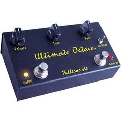 Fulltone USA Ultimate Octave Pedal | Andertons