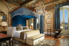 The World's Most Romantic Hotels: St. Regis Florence, Italy | Fathom Travel Blog and Travel Guides