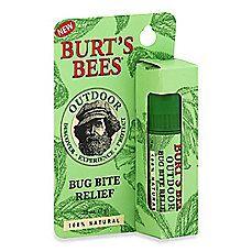 image of Burt's Bees® .25 oz Bug Bite Relief Stick