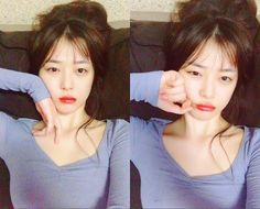 Check out the pretty selfies from Choi Sulli ~ Wonderful Generation