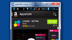 This video will guide you to get the paid android apps for free from amazon.com.  App of the day will be available from amazon.com for the particular timings. We need to download the paid apps for free between the timeline.