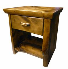 Bed table, birch