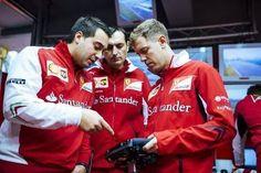 Formule 1 : Vettel meilleur chrono à Spielberg, avant la pluie