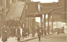 Flatbush & Atlantic Avenues (Seen on our Brooklyn Tour), 1916.