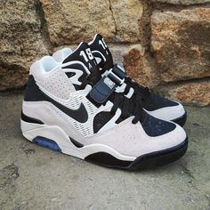 new arrival a7c13 d393c Super Precio 89 Nike Air Force 180 Sail Black Size Man - Precio  89 (