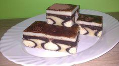 Křehký, lahodný a šťavnatý - Hříšný mrežovník German Cake, Nutella Cheesecake, Dessert Sauces, Hungarian Recipes, Cake Bars, Bakery Recipes, Party Desserts, Winter Food, Cakes And More