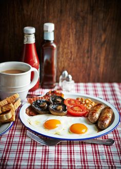 Have a traditional English Breakfast