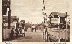 Westzanerdijk Zaandam (jaartal: 1910 tot 1920) - Foto's SERC