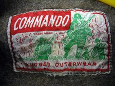 vintage clothing labels - Google Search