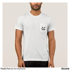 Panda Face Men's Tee  Available on more products! Type in the name of the design in the search bar on my Zazzle Products Page. Thanks for looking!   #tee #shirt #t-shirt #clothes #fashion #childs #children #kid #men #women #adult #unisex #sweatshirt #shirt #long #sleeve #hoody #jacket #girl #boy #fun #zazzle #buy #sale #cute #cuddly #panda #bear #cartoon #illustration #black #white #drawing #nature #planet #earth #animal #friend