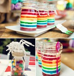 Pretty SWEET idea (pun intended!) for party favors or whatev! :•]