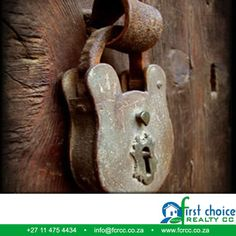 Never leave doors or windows unlocked, and never hide a key to your house outside where it can be easily found. #safety #property #tips