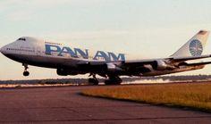 """www.aeropuertosarg.com.ar """"China Clipper II"""" de Pan Am – 1987 ."""