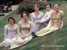 bennet-sisters by lily36, via Flickr