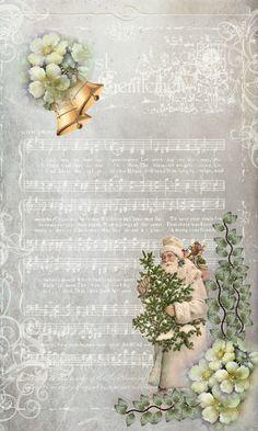 Astrid's Artistic Efforts: Friday Freebie more Christmas stuff