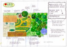 Urban Permaculture Designs by VEG