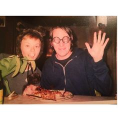 Elliott Smith, Happy Birthday! Miss you. 1999 elliott and me. Halloween